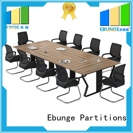 EBUNGE white cubicle desk series for office
