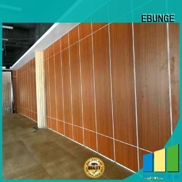 EBUNGE foldable partition doors