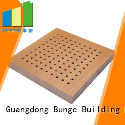 Wholesale multi sound suppression panels tiles Bunge Brand