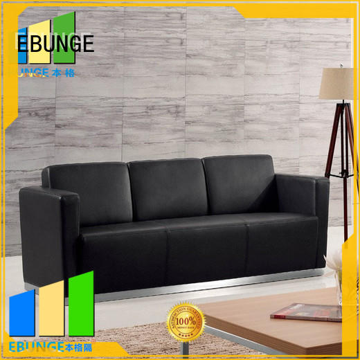 comfortable office couch from China for boardroom