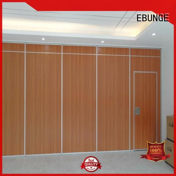 EBUNGE professional partition wall material supplier for office