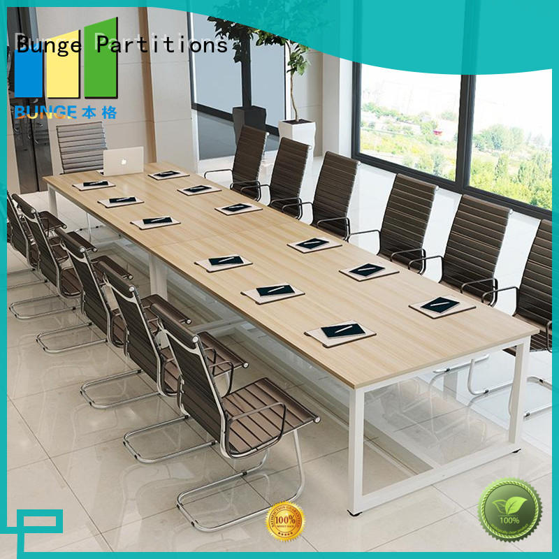 leather high quality office furniture from China for conference room EBUNGE