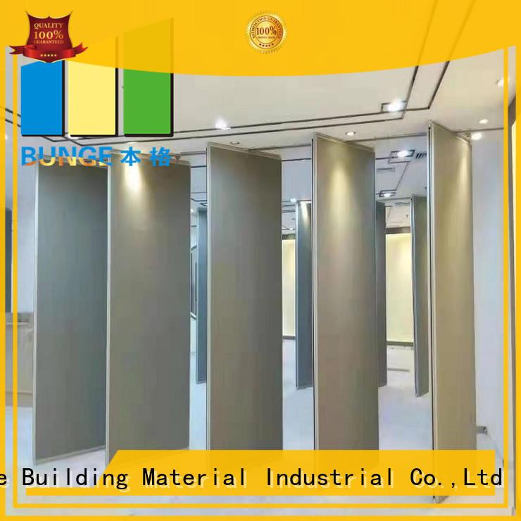 EBUNGE movable partition wall wholesale for shop