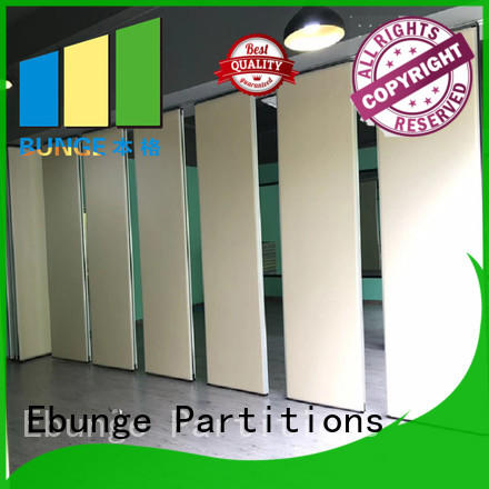 MDF conference room dividers customized for work