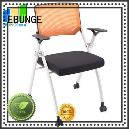 comfortable mesh office chair factory direct supply for meeting room