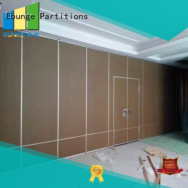 EBUNGE practical temporary partition wall series for office
