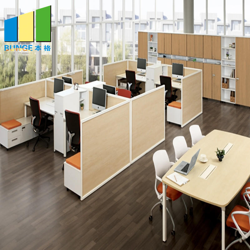 Bunge-Find Factory Direct Sell Office Partitions Oem Modular Office Cubicles-1