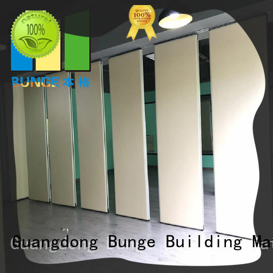 melamine surface partition wall material manufacturer