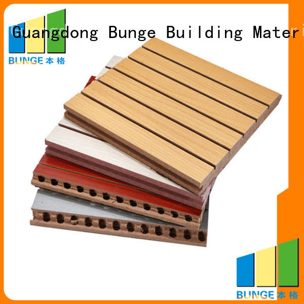 acoustic panel material grooved material Bulk Buy diffuser Bunge