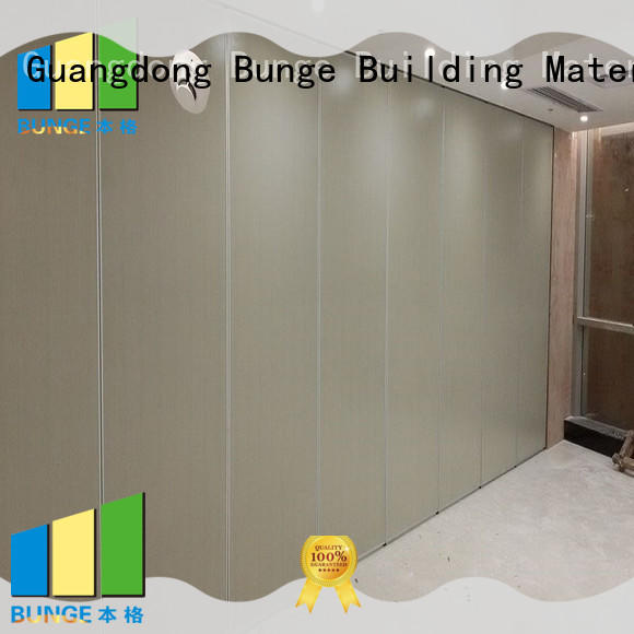 EBUNGE wooden partition door design factory direct supply for office