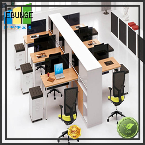 frosted glass office table furniture factory direct supply for office