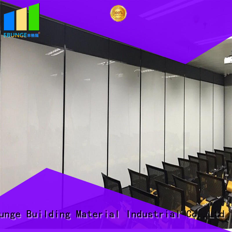 EBUNGE MDF partition divider wholesale for office
