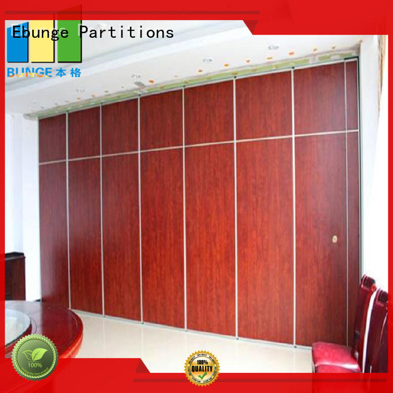 EBUNGE restaurant dividers series for banquet hall