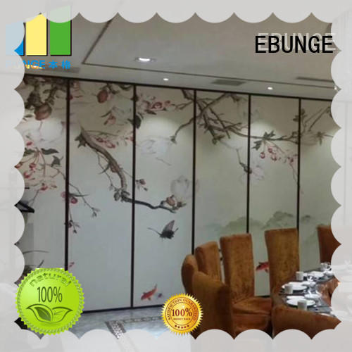 MDF board folding wall divider customized for office