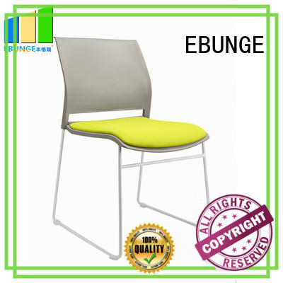 EBUNGE top quality ergonomic desk chair directly sale for meeting room