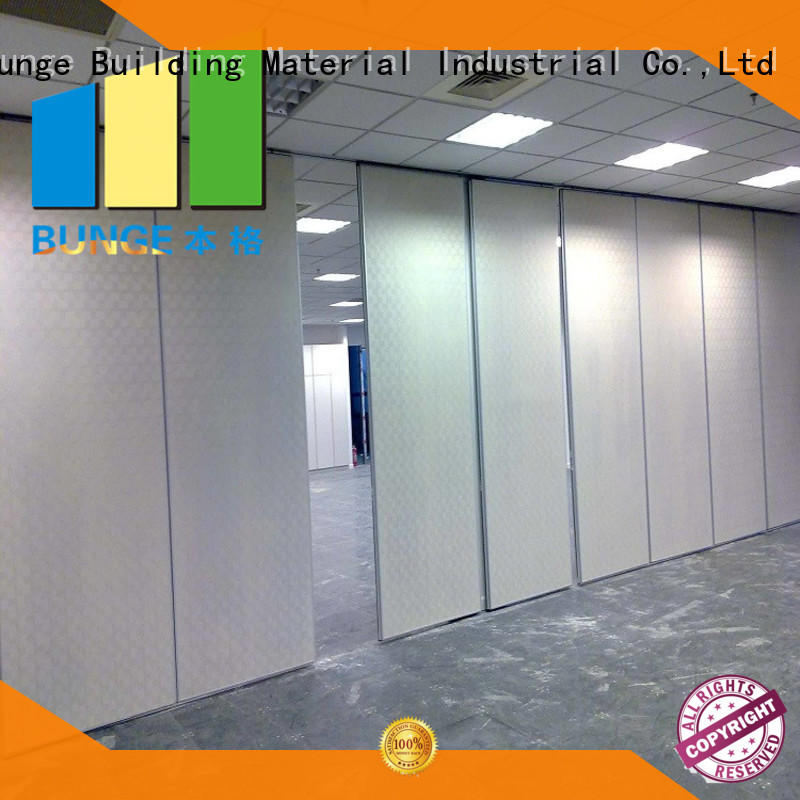 aluminium operable wall wholesale for hotel