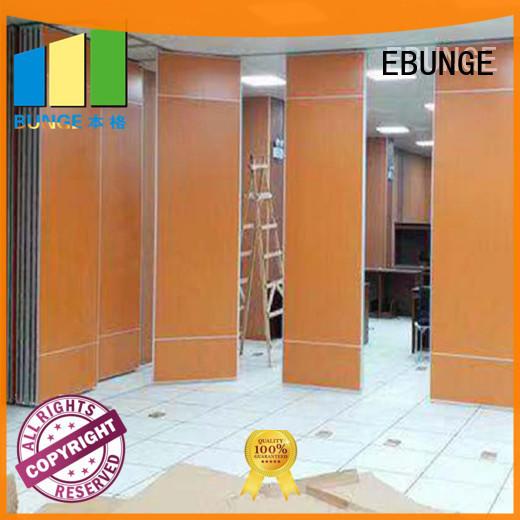 EBUNGE modern half wall room divider wholesale for hotel