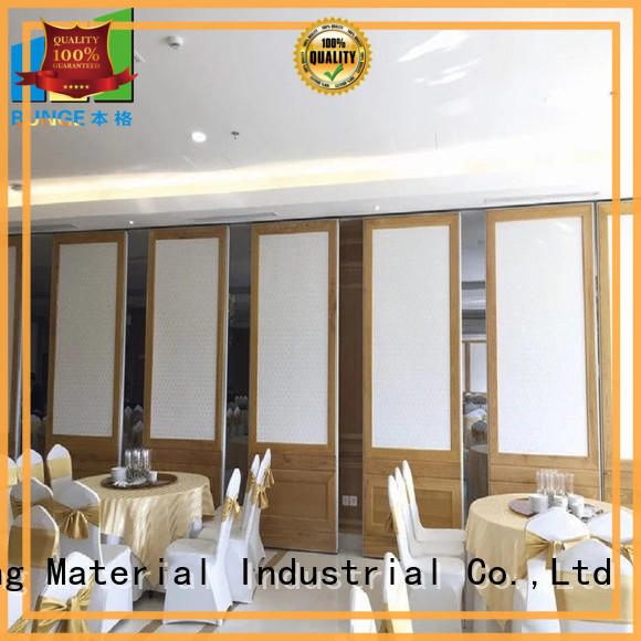 MDF glass partition walls factory direct supply for auditorium