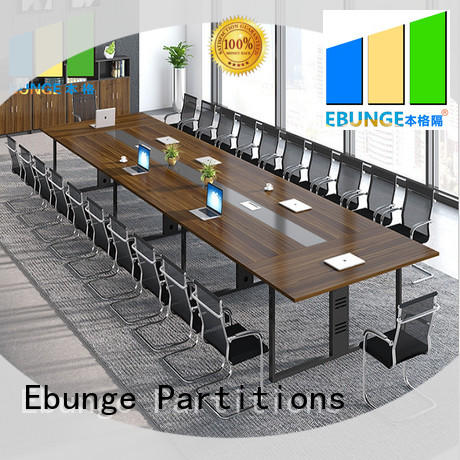 EBUNGE professional contemporary office desk supplier for office