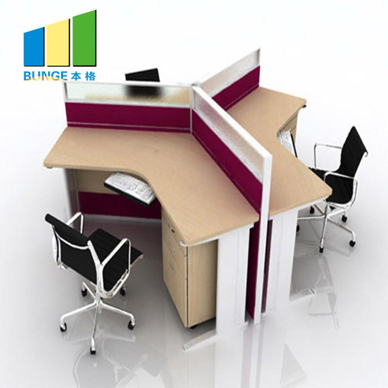 EBUNGE popular contemporary office desk for boardroom-2