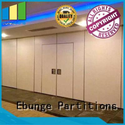 EBUNGE conference room dividers manufacturer