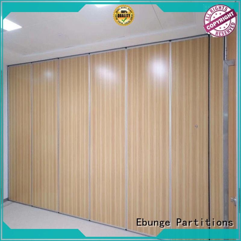 EBUNGE restaurant dividers from China for banquet hall