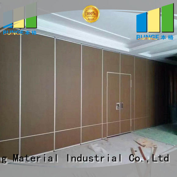 EBUNGE hall partition designs supplier for office