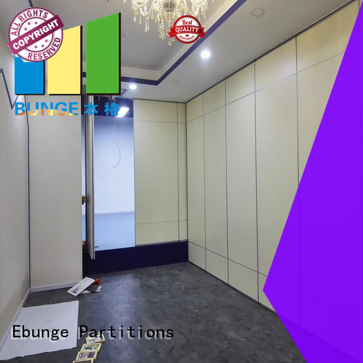 EBUNGE practical operable partition walls series for office