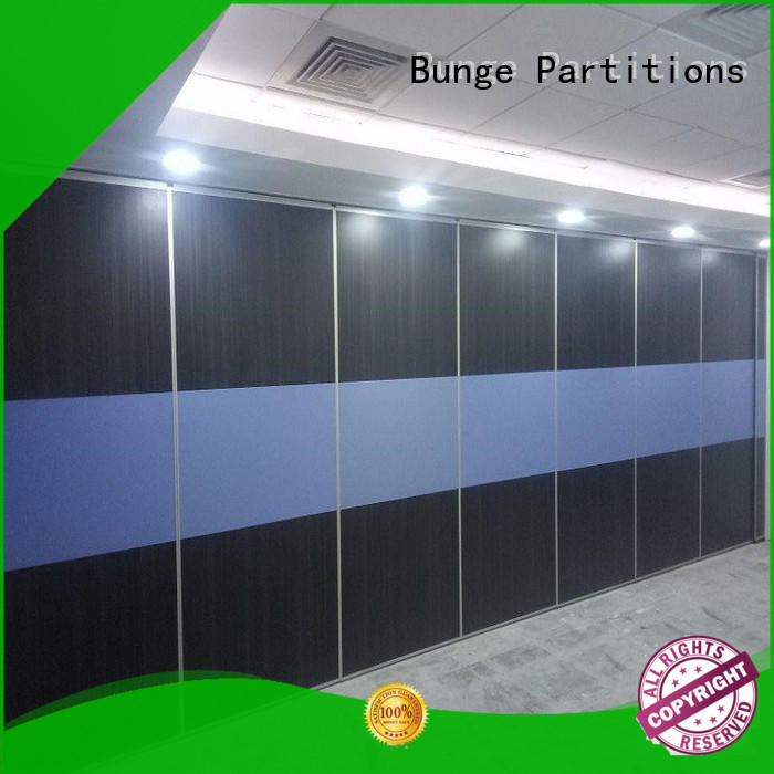 EBUNGE movable walls supplier for conference room