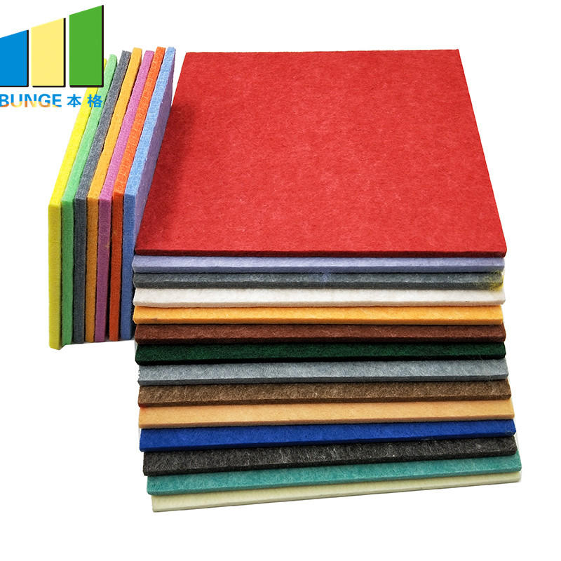 Bunge-Quality Acoustic Insulation Panels Room Acoustic Panels Supplier