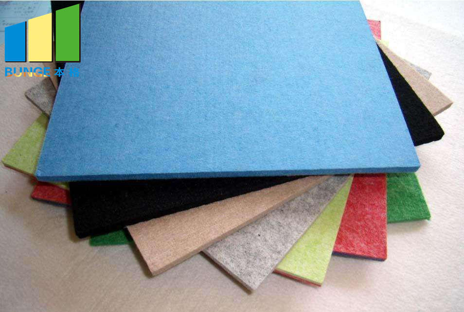 Bunge-Professional Soundproof Panels Wall Panel Sound Insulation Supplier