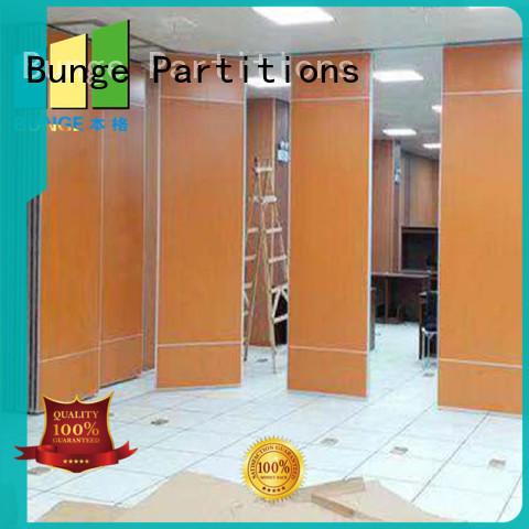 modern restaurant room dividers manufacturer for hotel