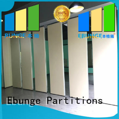 EBUNGE hall partition factory for meeting room