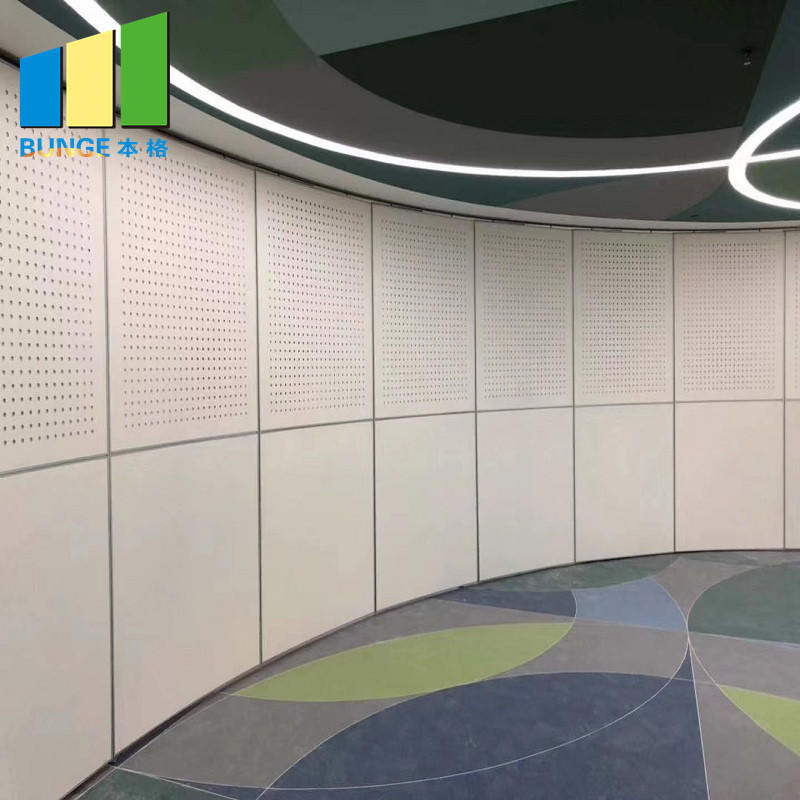 Bunge-Professional Folding Partition Walls Commercial Wall Panel Room Divider Supplier-1