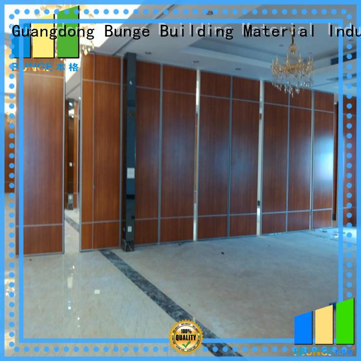 EBUNGE cost-effective movable divider walls supplier for banks