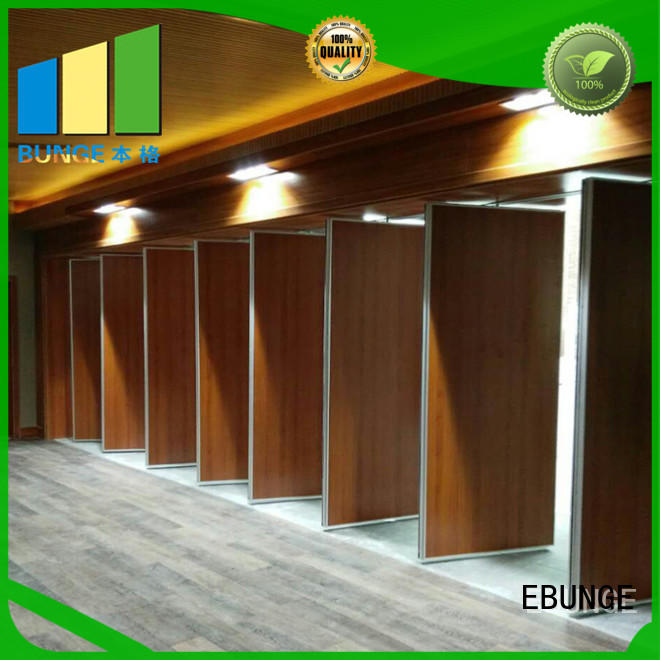 aluminum frame commercial room dividers from China for banquet hall