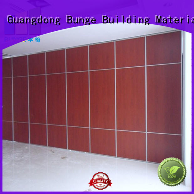 acoustic movable walls supplier for classroom EBUNGE