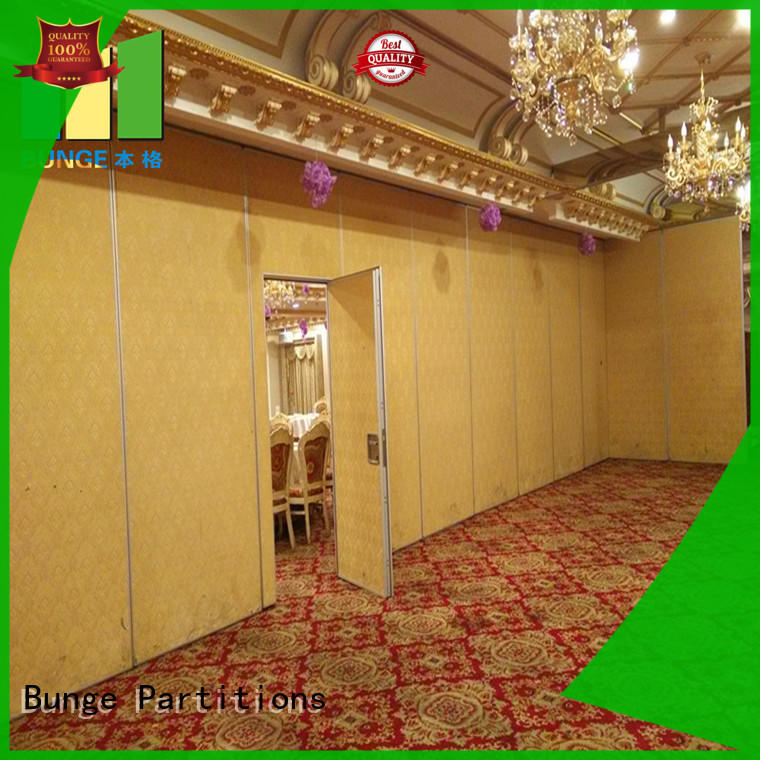 EBUNGE practical operable panel partitions directly sale for office