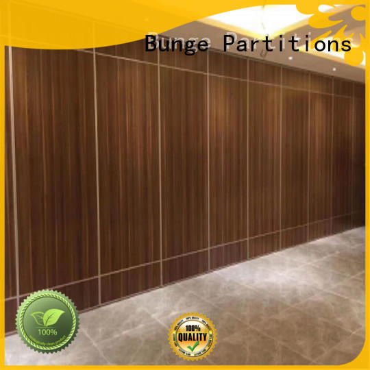 movable walls customized for office BUNGE