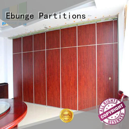 MDF movable walls wholesale for banquet hall