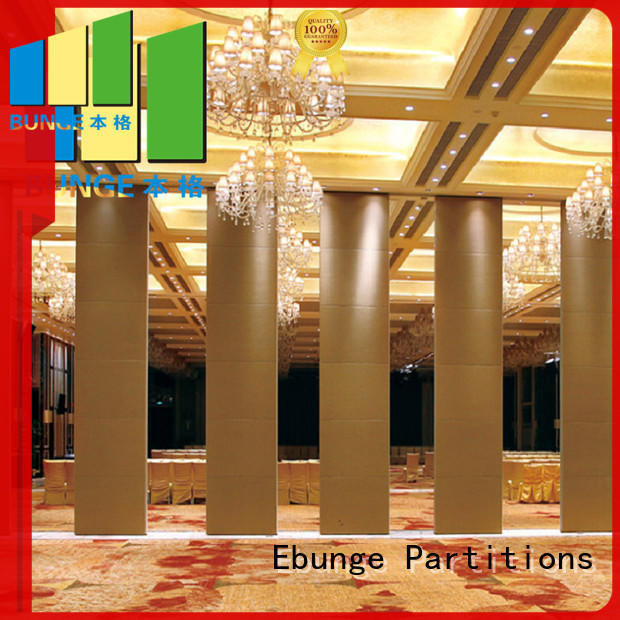 EBUNGE lightweight movable partition wall wholesale for conference room
