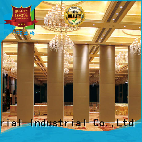 EBUNGE movable rolling partition wall supplier for function hall