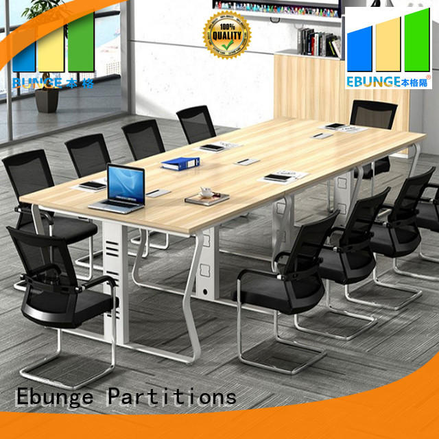 EBUNGE professional office table furniture factory direct supply for conference room