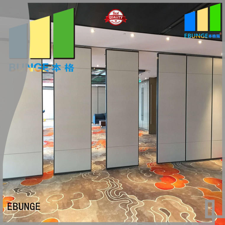 modern movable partition wall directly sale for hotel
