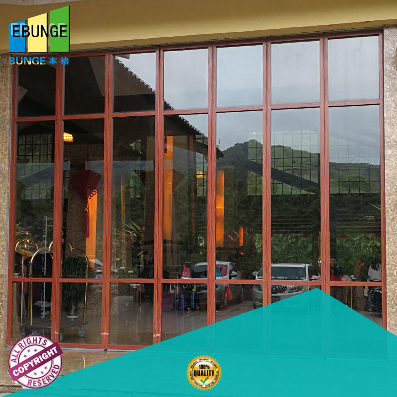 EBUNGE glass partition wholesale for office