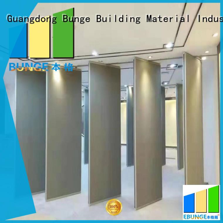 EBUNGE half wall room divider wholesale for shop
