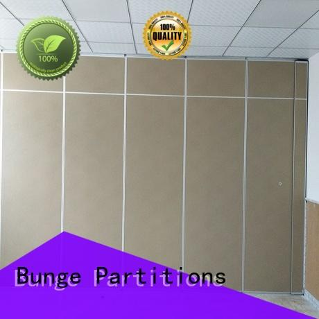 EBUNGE popular operable wall supplier for work