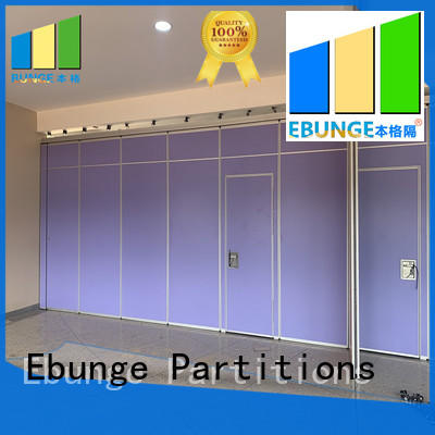 EBUNGE hall divider supplier for auditorium