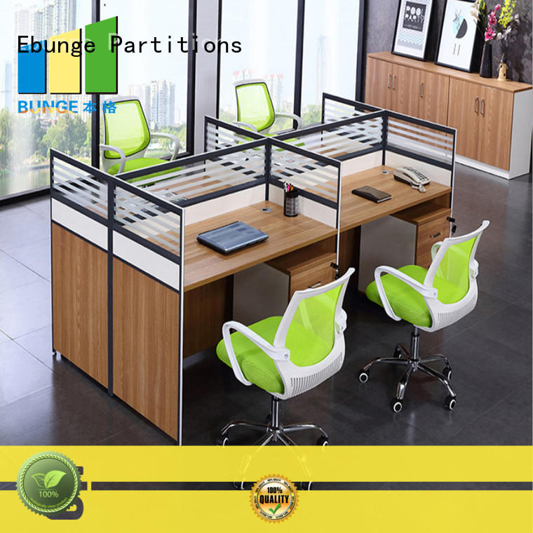 EBUNGE contemporary workstation office furniture customized for bank