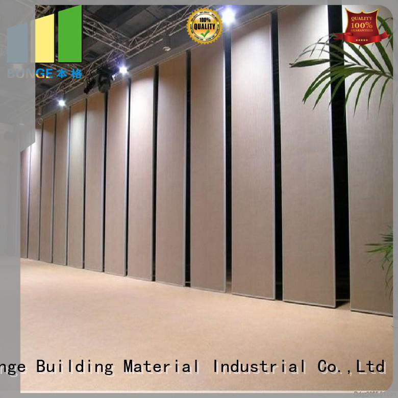 EBUNGE commercial movable walls supplier for conference room